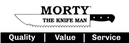 Morty The Knife Man | Retail